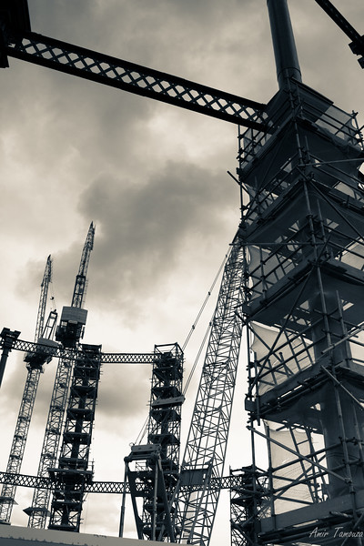 Construction, London