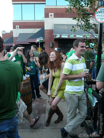 St. Patrick's Day, 17 March 2010