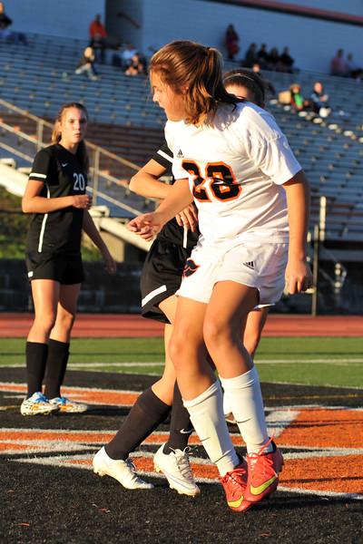FREELANCE  Girl's Soccer  USC v. Bethel Park