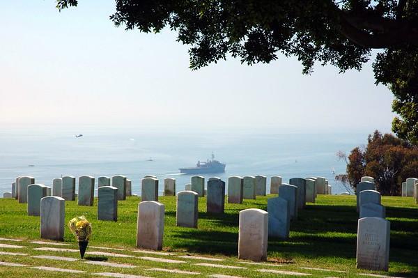 2005/07/07 - Dad's Memorial Service