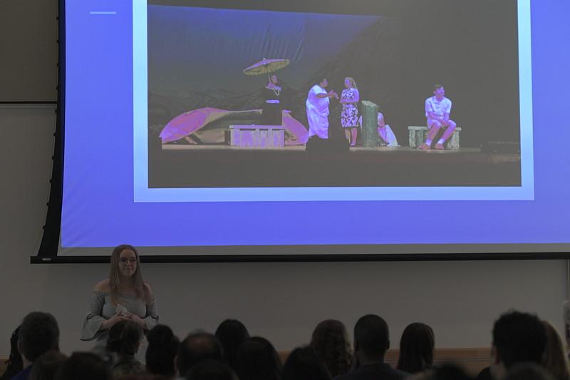 Global Leadership Institute Cohort IV Presentation Program