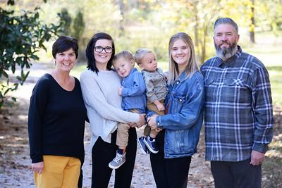 King Family Fall 2019