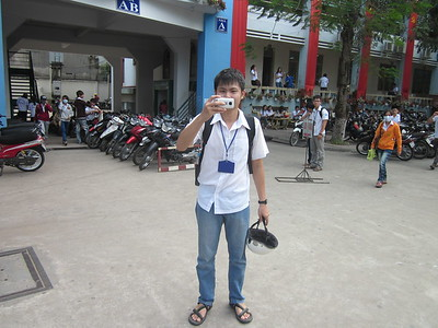 November 21 - University Phuc