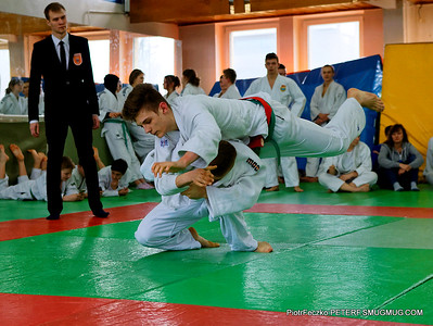 Pawel Pytlinski Judo Memorial Cracow february 2017
