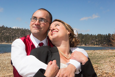 Portraits Lake and Bridal Party HiRes