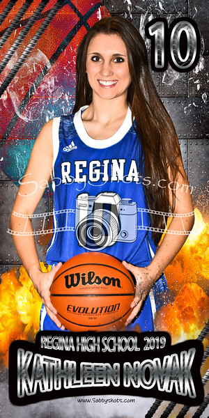 Regina Basketball 2019