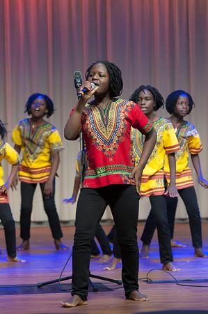 Ugandan Thunder African Children's Choir