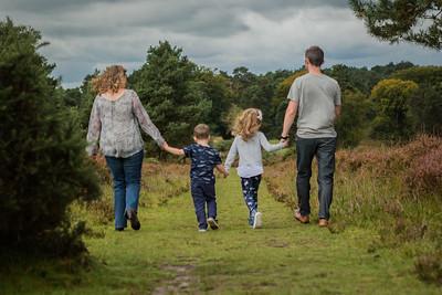 2017 - Family Redfern Ashdown Forest 003