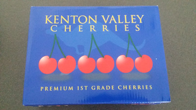 Morning Tea at Kenton Valley Cherry Farm - Thu 21 Dec 2017