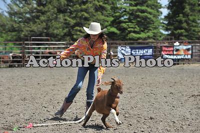 Jr Goat Tying
