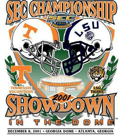 SEC Championship (2001)