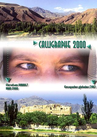 Calligraphe 2000 (Iran)