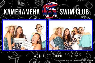 Kamehameha Swim Club 2019