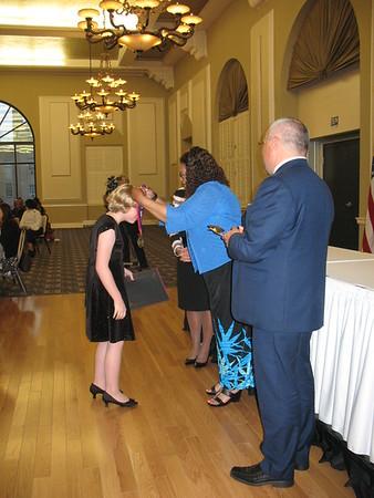 2018-05-03 Joliet Chamber Scholarship Banquet