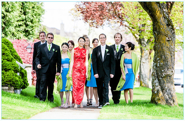 Wedding Group Images