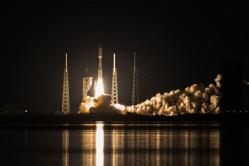 GOES-R AtlasV rocket by United Launch Alliance