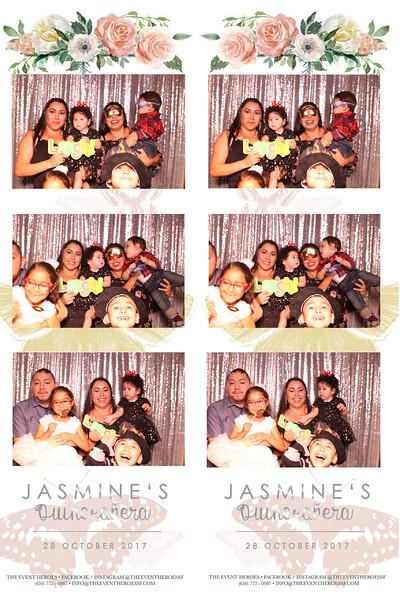 Jasmine's Quinceañera  |  10.28.2017