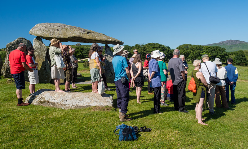 NoLH - Pembrokshire Moot Field Trip Sunday 18th June 2017