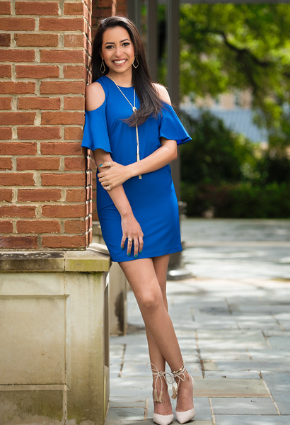 Alexia Mendez - UTA Graduation