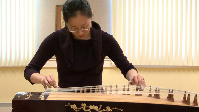 2012-01-28 (Videos) Guzheng Students Recital