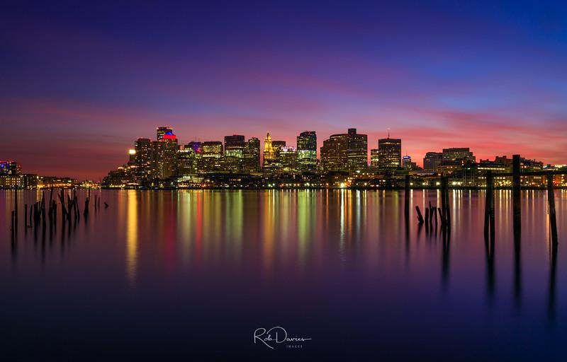 Reflections of Boston II