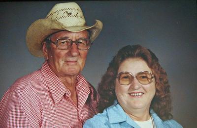 Warren and Gladys (Warren) Beamish