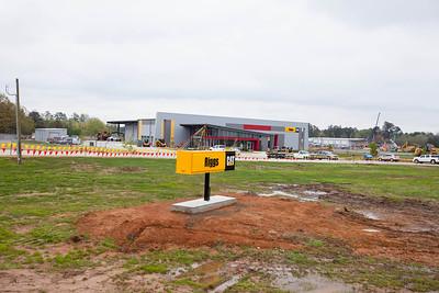 Texarkana April 2013