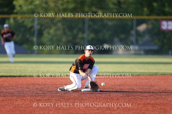 2017 Baseball Season--High School