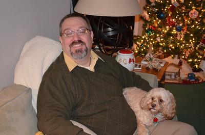 Mayer Family Christmas - Dec. 2013
