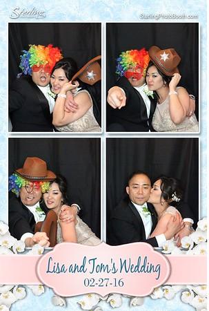 Lisa & Tom's Wedding