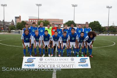 Soccer Summit Team and Award Photos