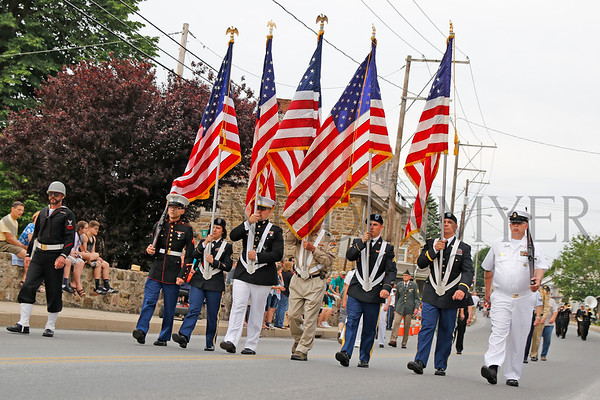 05.30.16 Churchtown 150th Memorial Day Parade