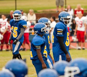 Roosevelt HS football 2012-09-29