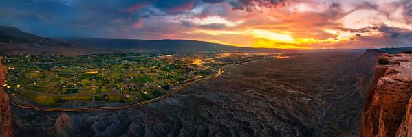 Grand Junction:  An Oasis in the Desert