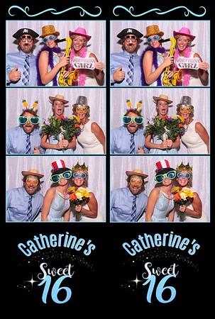 Catherine's Sweet 16
