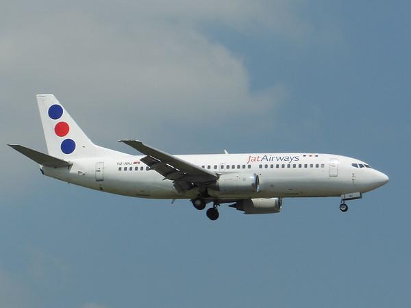 JAT Airways (JU)