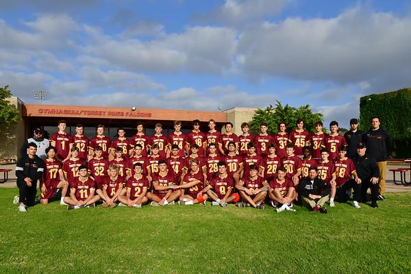 Varsity team