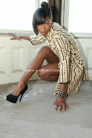 Rooftop/ Building Fashion Shoot