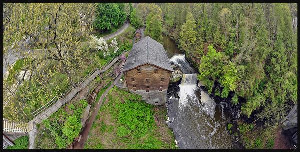 Lanterman's Mill, Mill Creek Park (Yougstown)