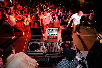Bell Biv & Devoe at the Parliament Ultra Club