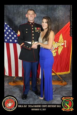 US Marine Ball 2017 (Event Photography)