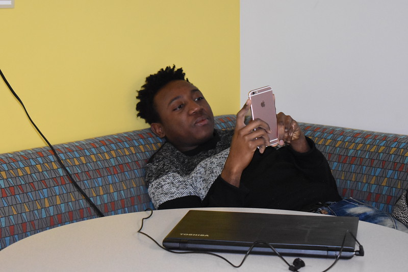 Student in renovated Shake Learning Resource Center.jpeg