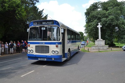 Alton - Beer & Buses and Bus Rally July 2018
