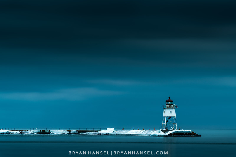 Stormy Days in Grand Marais