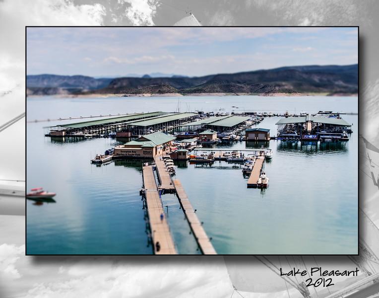 Lake Pleasant Marina