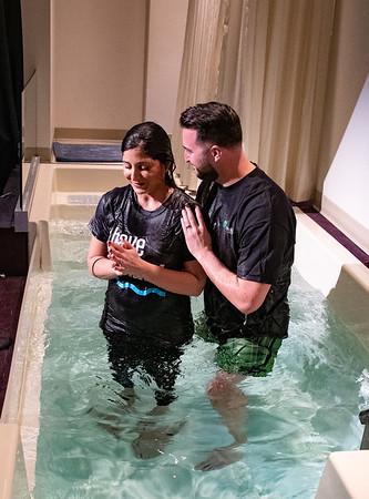 Baptism Troy 2/17/19