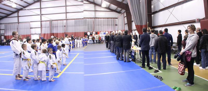 Tech Judo Shiai Nov 8 2015