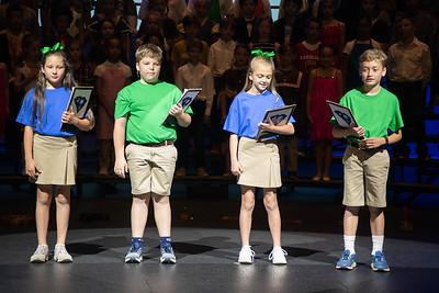 3rd Grade Salute to SC