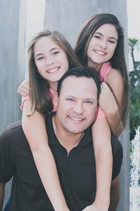 Mendoza Family Edited Portraits