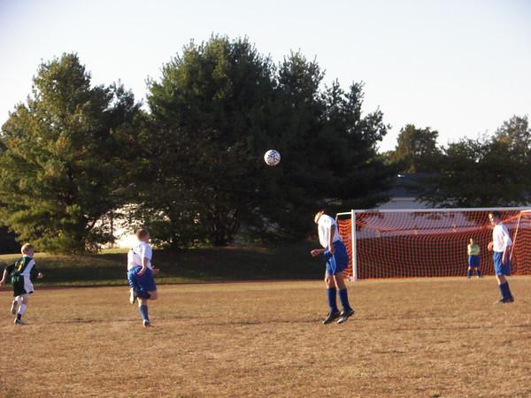 Soccer: FUMA vs. Tandem